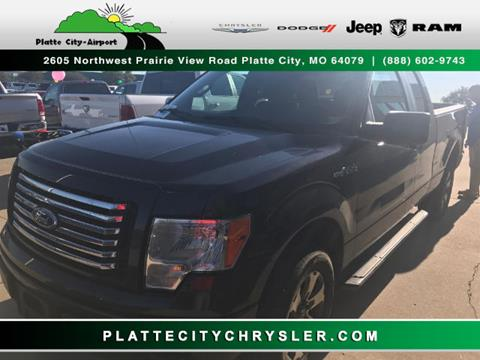 2011 Ford F-150 for sale in Platte City, MO