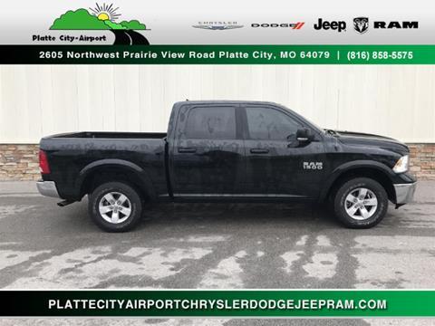 2016 RAM Ram Pickup 1500 for sale in Platte City MO