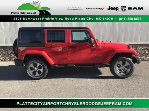 jeep wrangler for sale in platte city mo. Black Bedroom Furniture Sets. Home Design Ideas