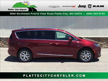 2017 Chrysler Pacifica for sale in Platte City, MO
