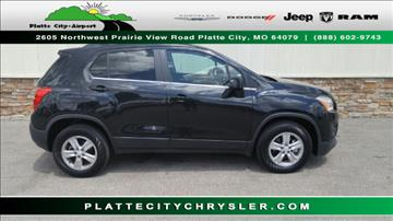 2015 Chevrolet Trax for sale in Platte City, MO