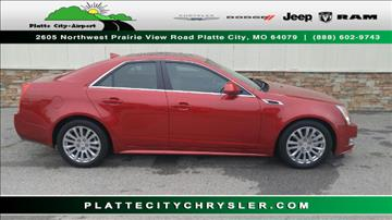 2013 Cadillac CTS for sale in Platte City, MO
