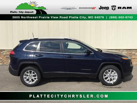 2016 Jeep Cherokee for sale in Platte City MO