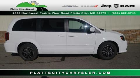 2017 Dodge Grand Caravan for sale in Platte City, MO