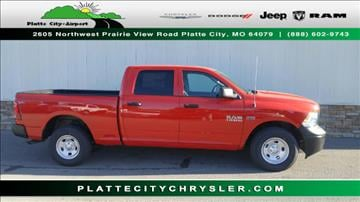 2017 RAM Ram Pickup 1500 for sale in Platte City, MO