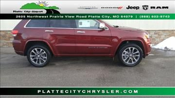 2017 Jeep Grand Cherokee for sale in Platte City, MO