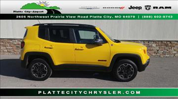 2016 Jeep Renegade for sale in Platte City, MO
