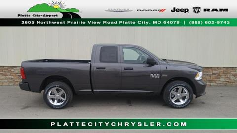 2017 RAM Ram Pickup 1500 for sale in Platte City MO
