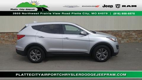 2016 Hyundai Santa Fe Sport for sale in Platte City MO