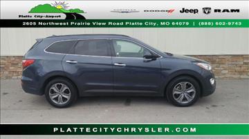 2016 Hyundai Santa Fe for sale in Platte City, MO