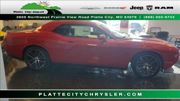 2017 Dodge Challenger for sale in Platte City, MO