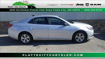 2014 Chevrolet Malibu for sale in Platte City, MO