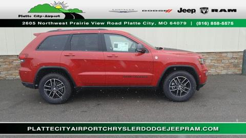 2017 Jeep Grand Cherokee for sale in Platte City MO
