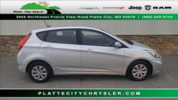 2016 Hyundai Accent for sale in Platte City, MO