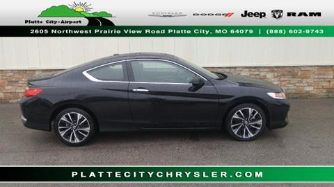 2016 Honda Accord for sale in Platte City MO