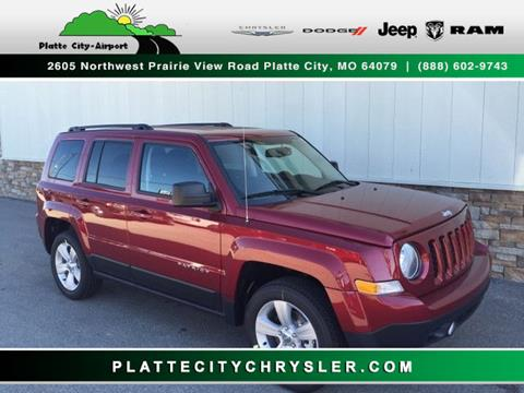 2016 Jeep Patriot for sale in Platte City MO