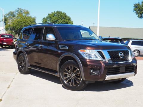 2018 Nissan Armada for sale in Titusville, FL