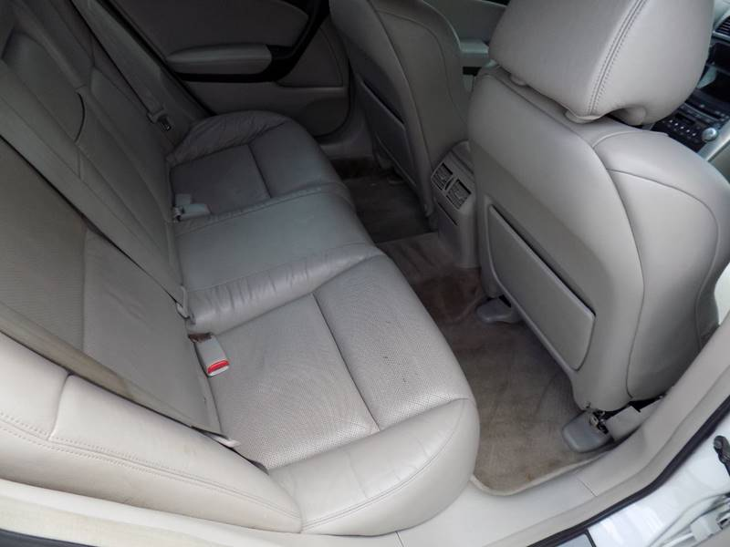 2008 Acura TL 4dr Sedan - Davie FL
