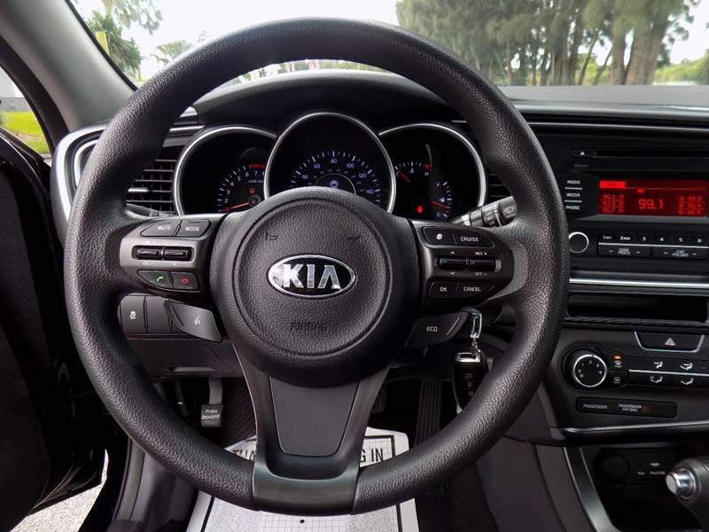 2015 Kia Optima LX 4dr Sedan - Davie FL