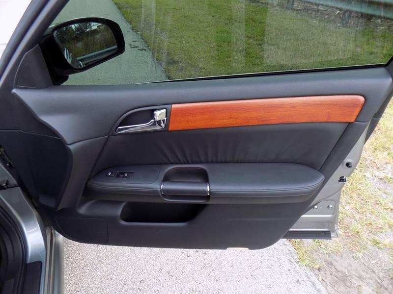 2006 Infiniti M35 AWD 4dr Sedan - Davie FL