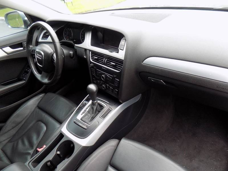 2011 Audi A4 2.0T Premium 4dr Sedan - Davie FL