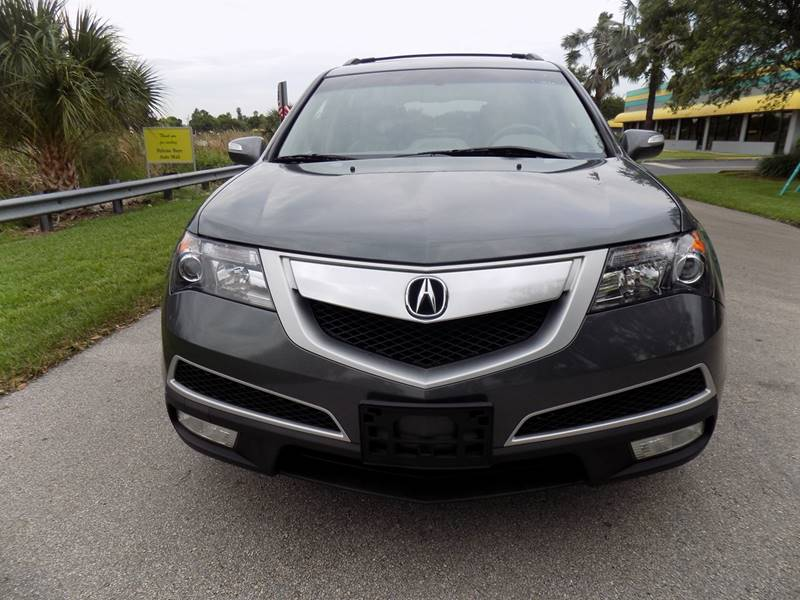 2011 Acura MDX SH-AWD 4dr SUV w/Technology Package - Davie FL