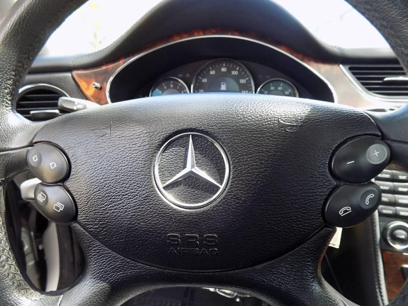 2006 Mercedes-Benz CLS CLS 500 4dr Sedan - Davie FL