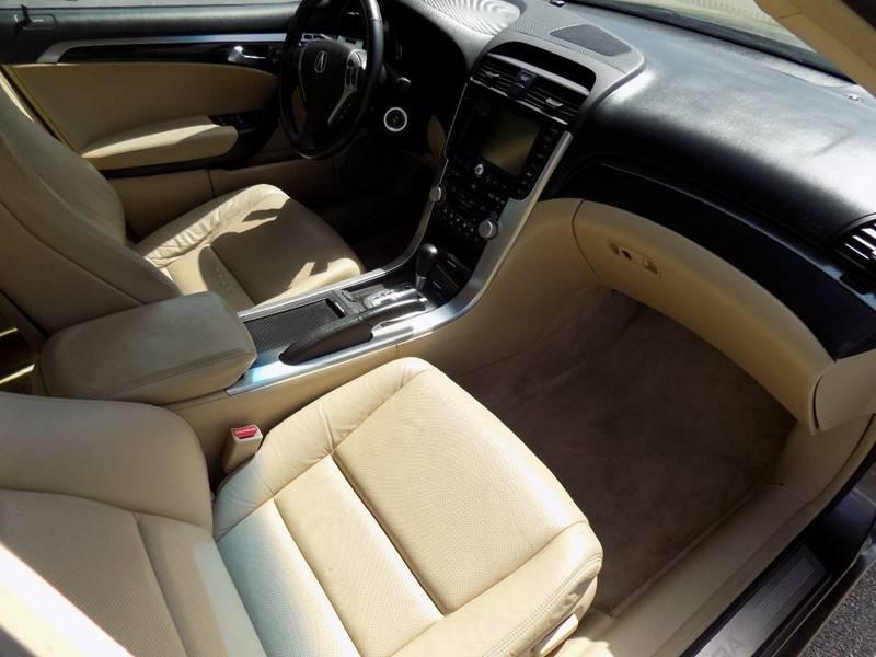 2008 Acura TL 4dr Sedan w/Navigation - Davie FL