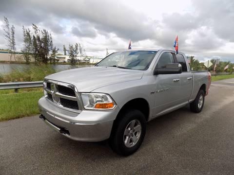 2011 RAM Ram Pickup 1500 for sale in Davie, FL