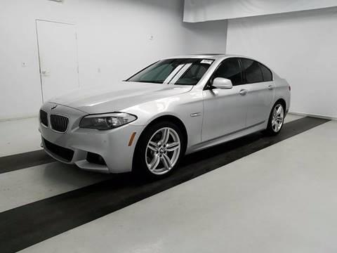 2011 BMW 5 Series for sale in Davie, FL