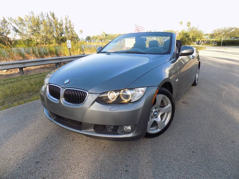 Bmw Series I Dr Convertible SULEV In Davie FL Synergy - 2010 bmw 328i convertible