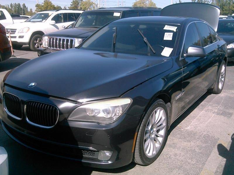 BMW Series For Sale CarGurus - 2012 bmw 745li