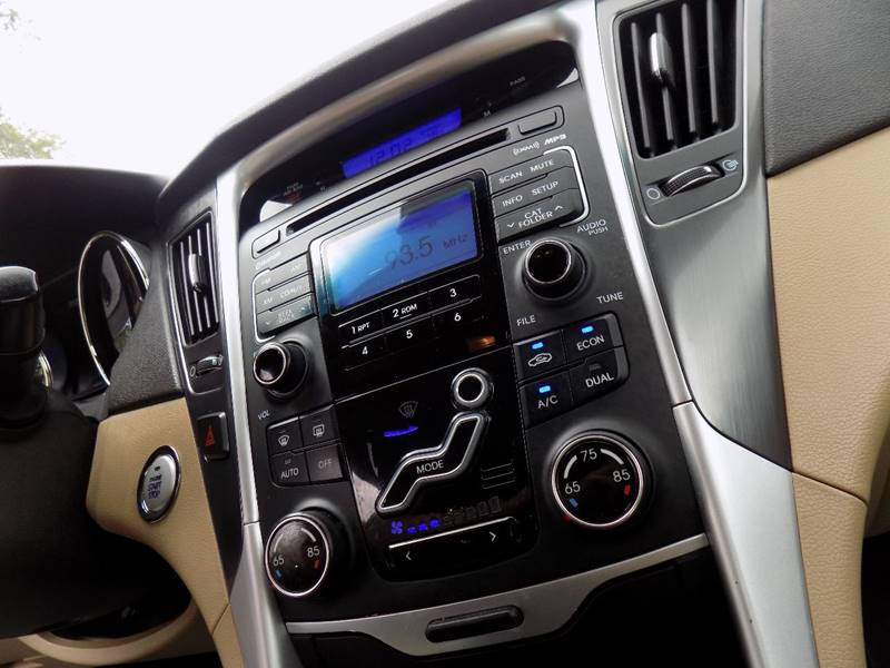 2011 Hyundai Sonata Hybrid 4dr Sedan - Davie FL