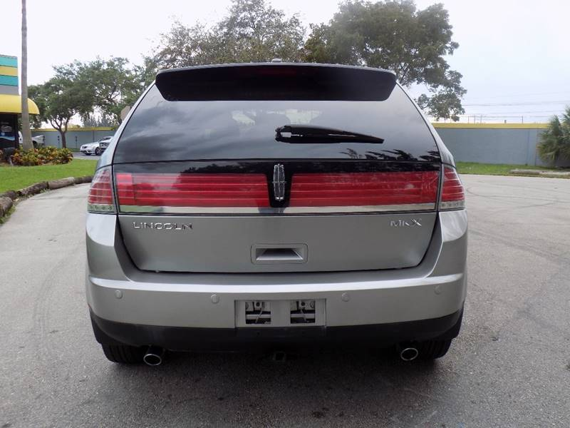 2008 Lincoln MKX 4dr SUV - Davie FL