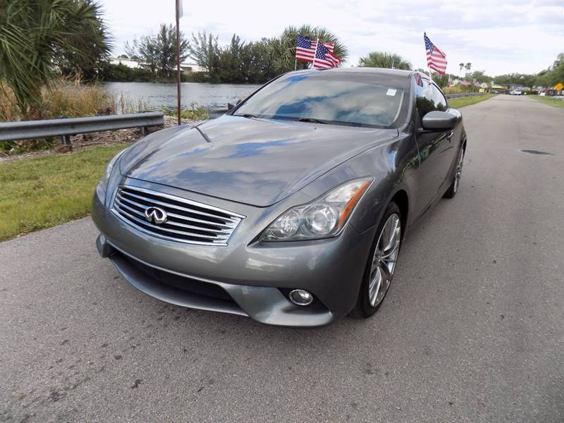 2011 Infiniti G37 Coupe Sport 2dr Coupe - Davie FL