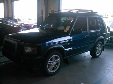 2003 Land Rover Discovery for sale in Miramar, FL