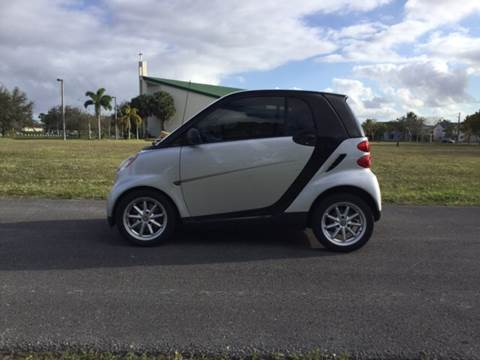 2008 Smart fortwo for sale in Miramar, FL