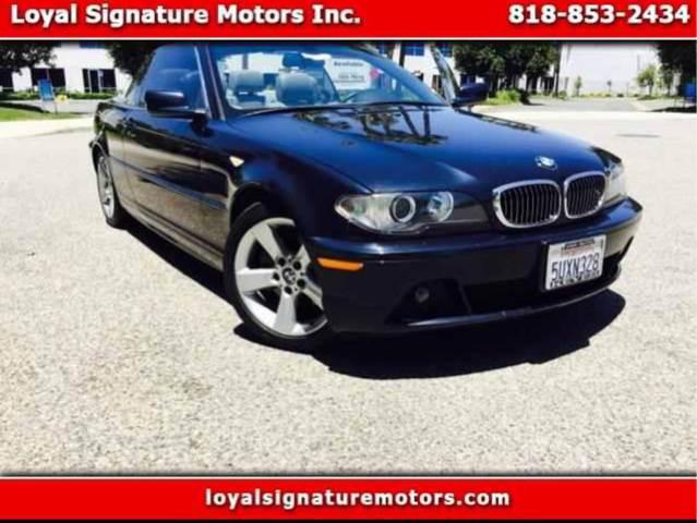 2005 BMW 3 Series for sale at Loyal Signature Motors Inc. in Van Nuys CA
