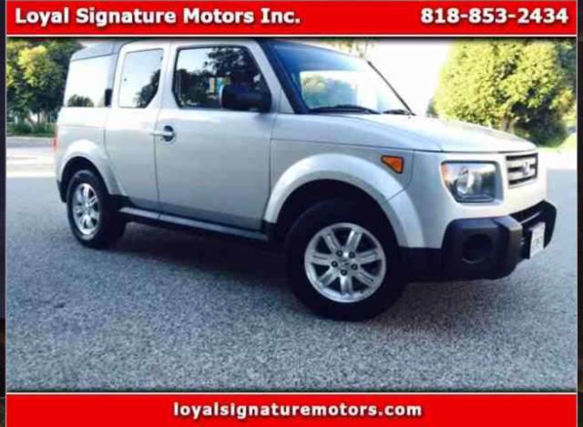 2008 Honda Element for sale at Loyal Signature Motors Inc. in Van Nuys CA