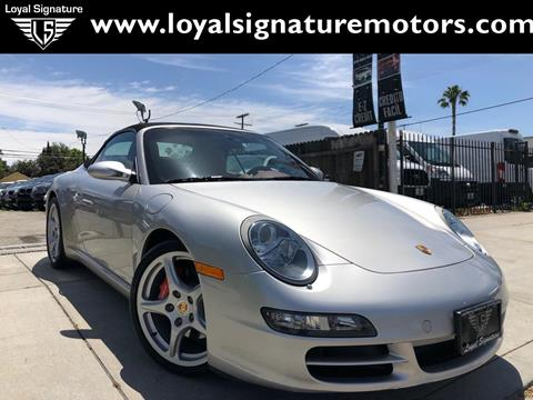 2006 Porsche 911 for sale in Van Nuys, CA