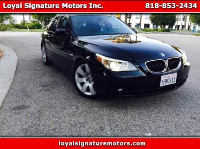 2004 BMW 5 Series for sale at Loyal Signature Motors Inc. in Van Nuys CA