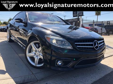 2008 Mercedes-Benz CL-Class for sale in Van Nuys, CA
