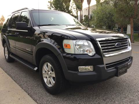 2006 Ford Explorer for sale in Van Nuys, CA