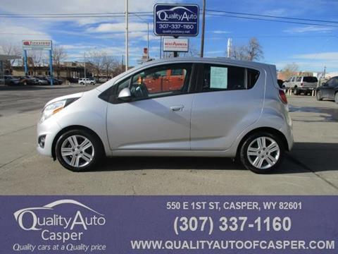 2015 Chevrolet Spark for sale in Casper, WY