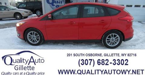 2016 Ford Focus for sale in Casper, WY
