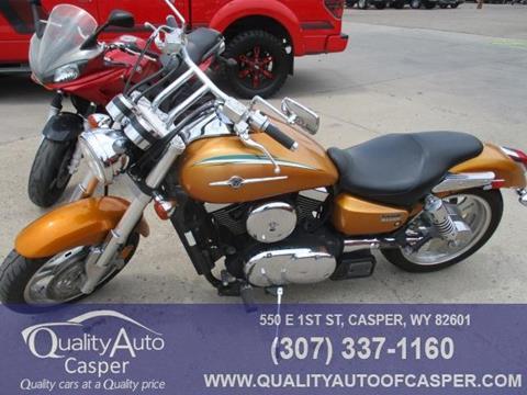 2002 Kawasaki Vulcan for sale in Casper, WY