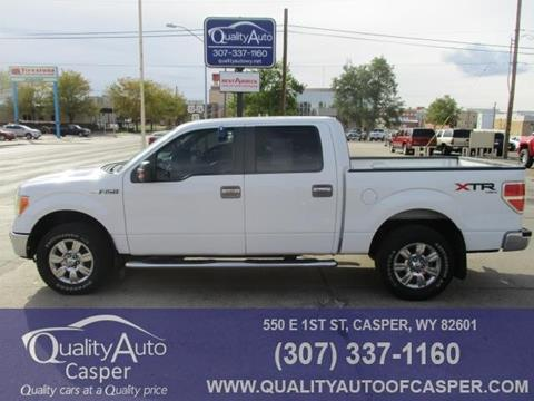2011 Ford F-150 for sale in Casper, WY