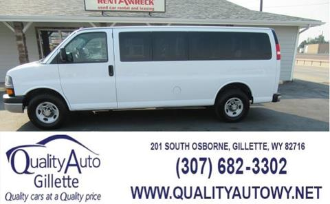 2014 Chevrolet Express Passenger for sale in Casper, WY