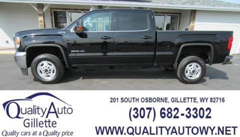 2016 GMC Sierra 2500HD for sale in Casper, WY