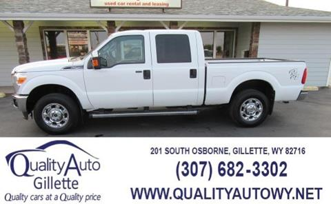 2015 Ford F-250 Super Duty for sale in Casper, WY